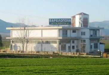 Βαρέλια - Το εργοστάσιο