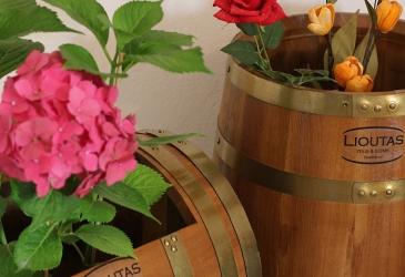Βαρέλια για φυτά